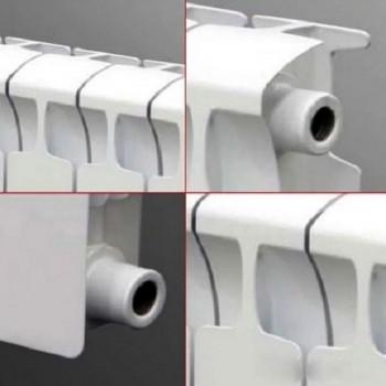 Радиатор биметаллический Rifar Monolit 500/100 5 секций