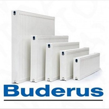Радиатор Logatrend VK-Profil Buderus 11 300 1000 правое подключение