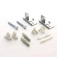 Комплект для крепления стальных панельных радиаторов VOGEL&NOOT для радиаторов типа KV (нижнее подключение) длиной не более 1600мм