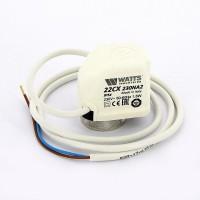 Привод термоэлектрический WATTS Ind 22CX NA нормально открытый 230В