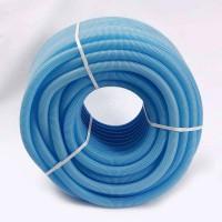 Гофра синяя UNI-FITT 25 для труб 16-20 бухта 100 м