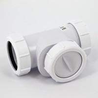 Клапан обратный McAlpine D=50х50 мм (компрессионное соединение)