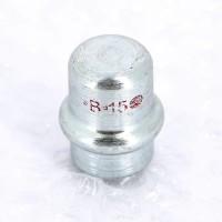 Заглушка пресс IBP оцинкованная сталь 15