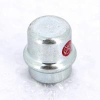 Заглушка пресс IBP оцинкованная сталь 18