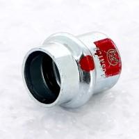 Заглушка Prestabo SC-Contur VIEGA 15 нержавеющая сталь