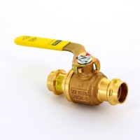 Кран пресс газовый бронза Profipress G VIEGA 22