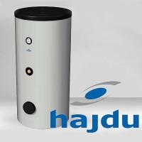 Бойлер Hajdu ID 25 190 л 32кВт косвенного нагрева без возможн подкл ТЭНа напольный