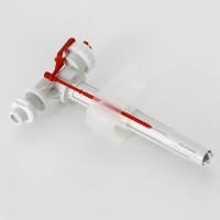 Впускной механизм Alcaplast с боковой подводкой для керамических бачков 1/2