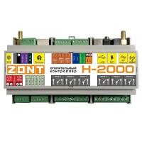 Контроллер ЭВАН отопительный ZONT H-2000